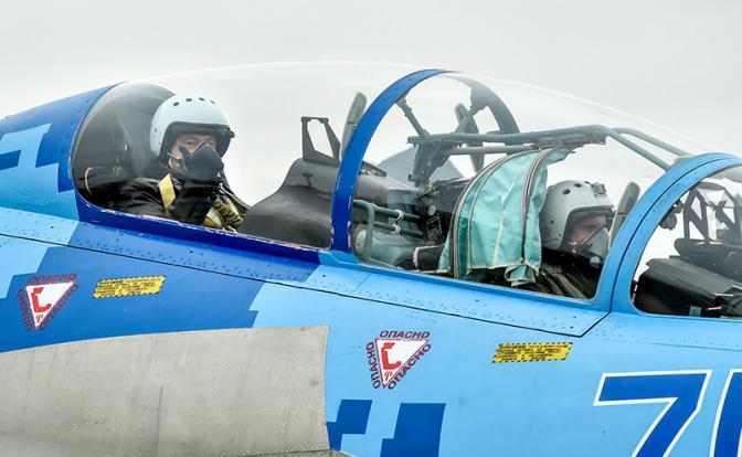 ВВС Украины: В бой идут одни…