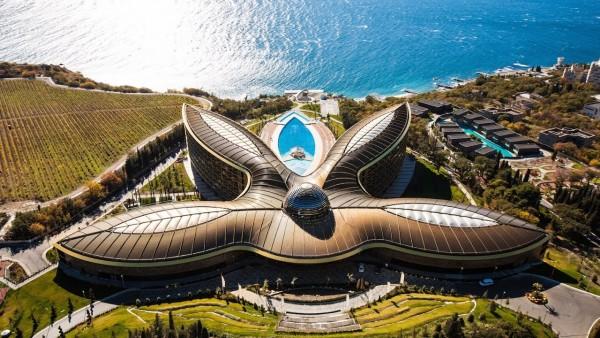 Крымский курортный комплекс …