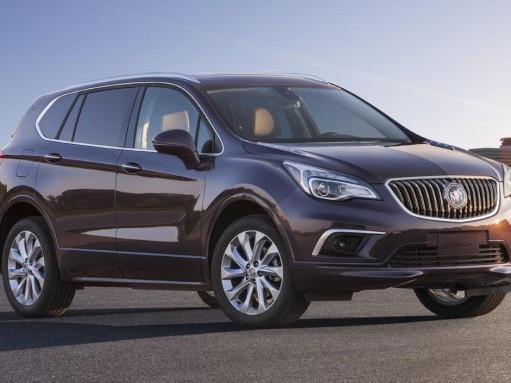 Buick Envision намекнул на новые кроссоверы Chevrolet и Opel