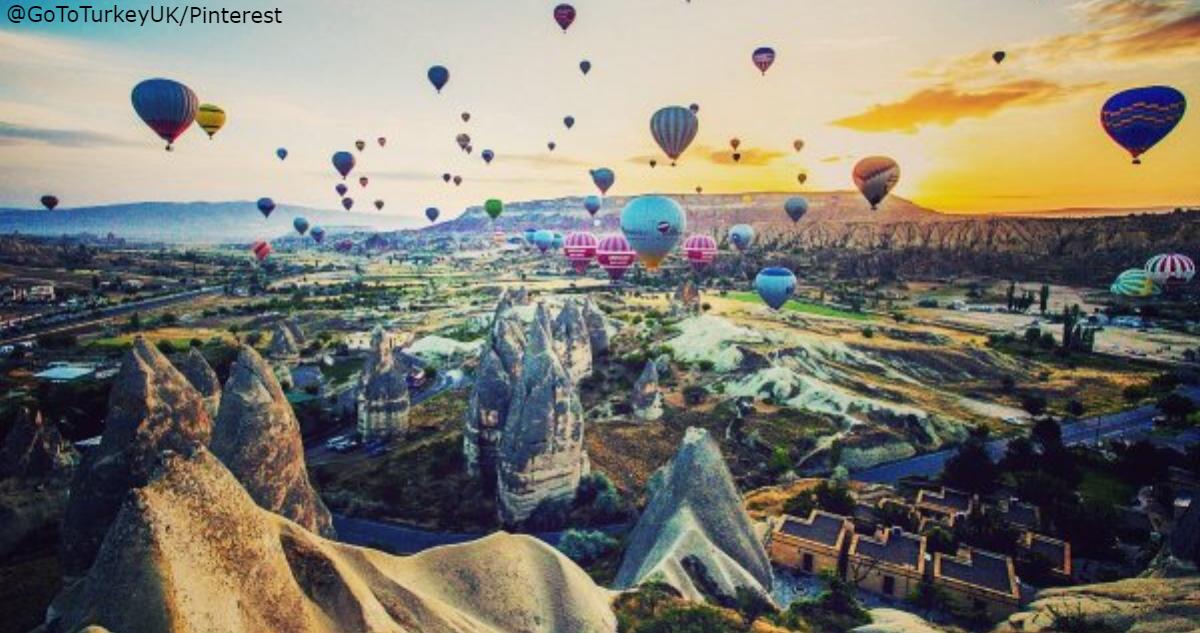 35 причин, почему в Турции хотя бы раз в жизни должен побывать каждый!