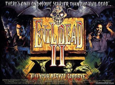 Зловещие мертвецы 2.1987