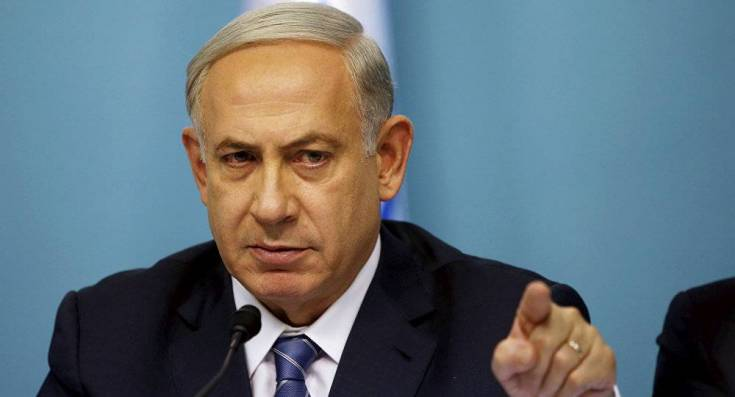 Нетаньяху заявил, что Израил…