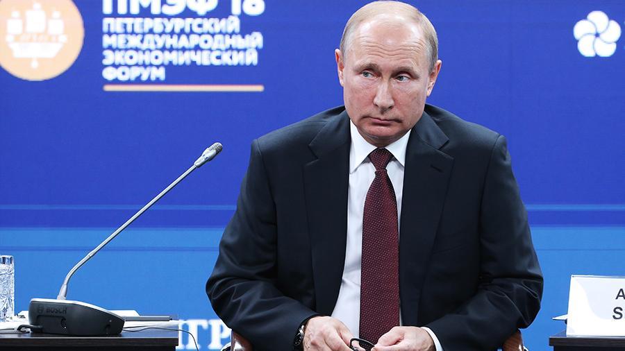 Путин заявил об отсутствии прямого диалога с Трампом