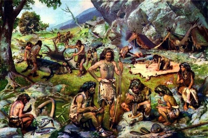 Мифы и правда о гигиене первобытных людей