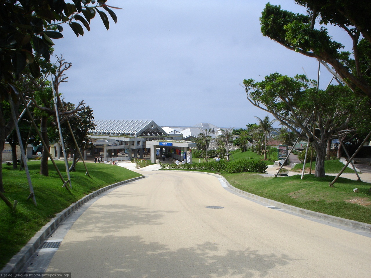 Аквариум Okinawa Churaumi