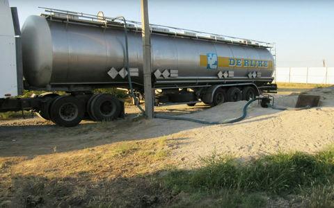 Мошенники украли 100 тонн нефти и перегнали ее в солярку