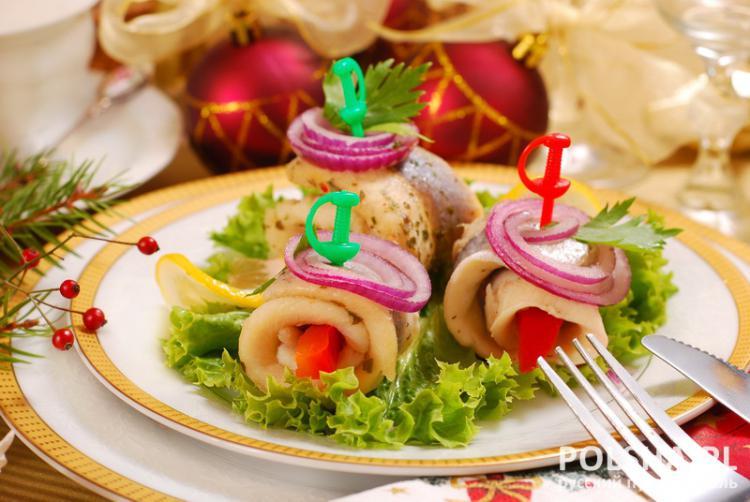 Новогодние кулинарные рецепты для диабетиков