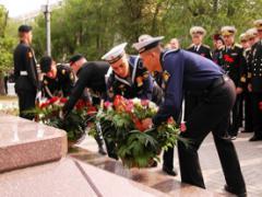 В Севастополе отметили День Черноморского флота России