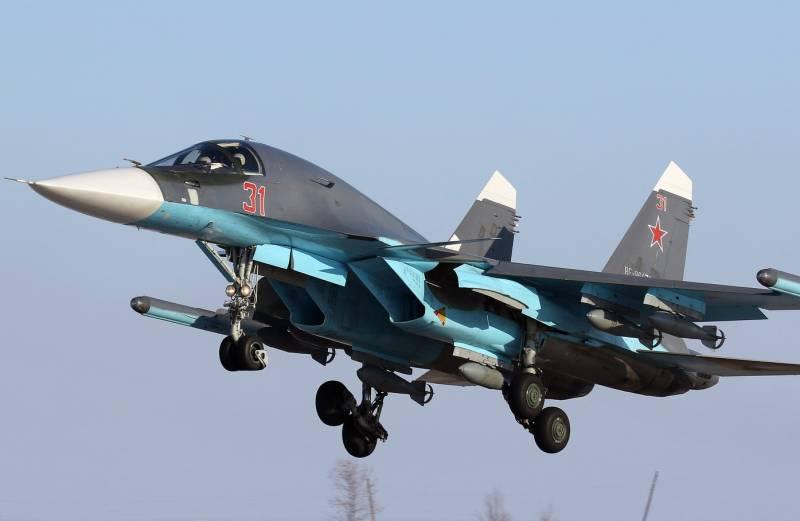 Бомбардировщики ТОФ выполнили пуски новейших ракет Х-35У