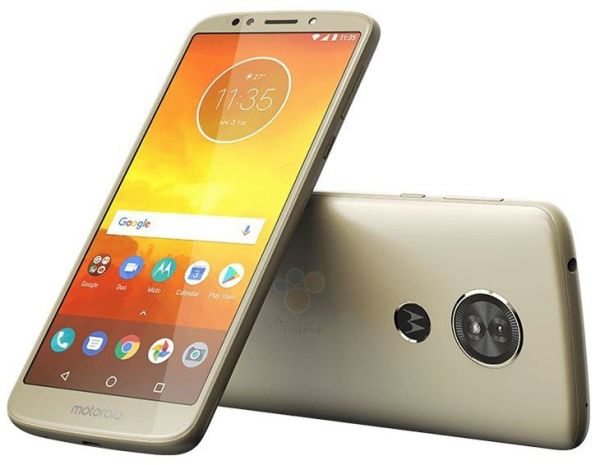 Смартфоны Moto E5 и Moto E5 …