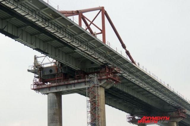 Подведены итоги голосования за название моста между Кубанью и Крымом