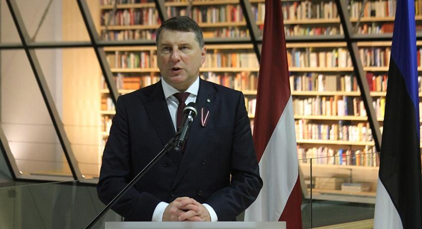 Президент Латвии призвал ЕС …