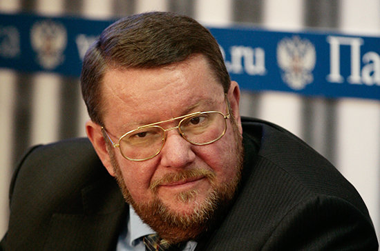 Сатановский: в НАТО абсолютно правы, говоря об угрозе Украины для России