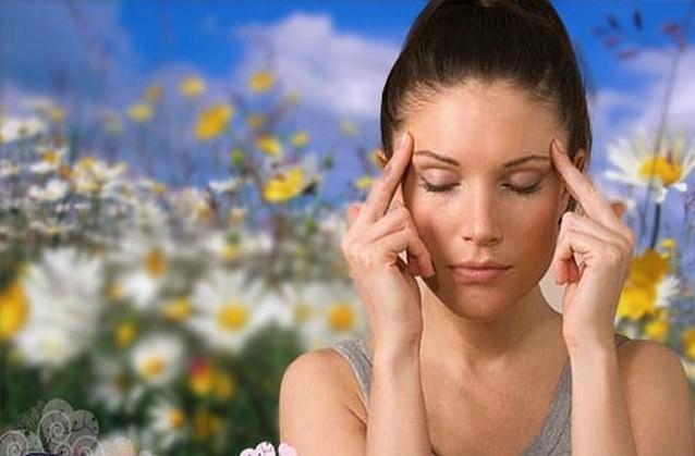 Натуральные средства от головной боли