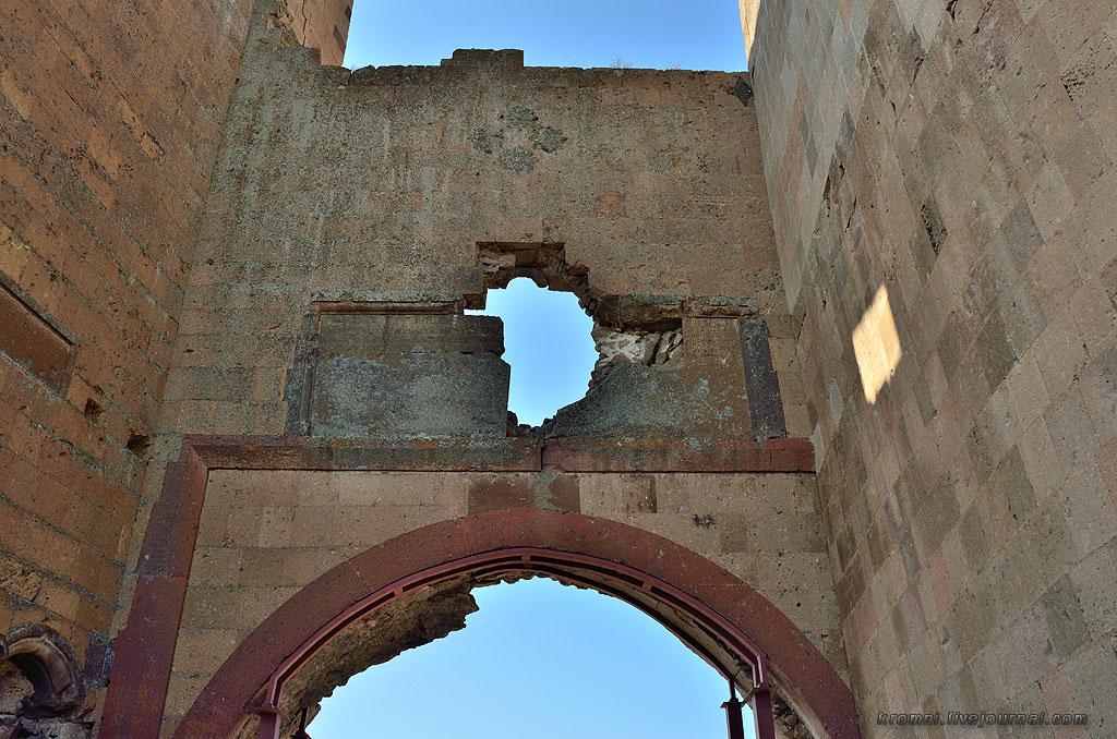 Из истории Армении: город Ани