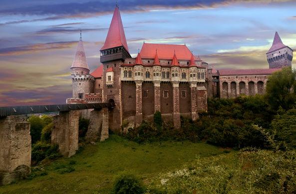 Археологи раскрыли тайны тюрьмы Дракулы