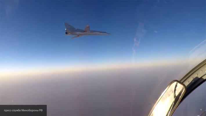 За минуту до атаки: что спасло истребитель НАТО при провокации против Ту-22