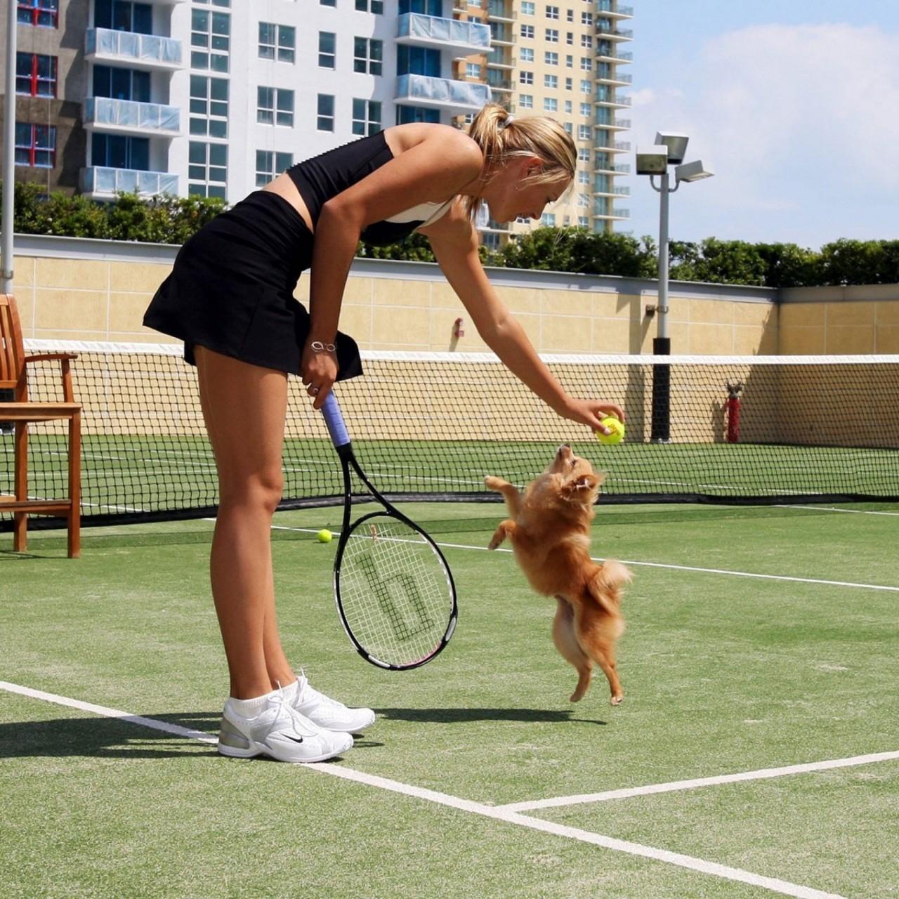 занятия спортом и свежий воздух
