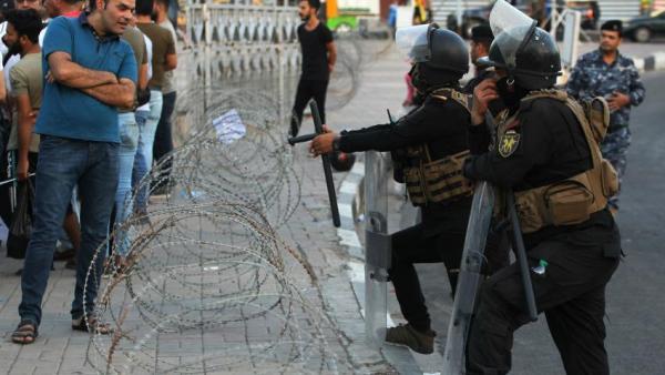 Иракский протест подошёл кБагдаду, встолице усилены меры безопасности