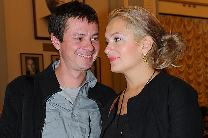 После развода беременная Мария Порошина много работает