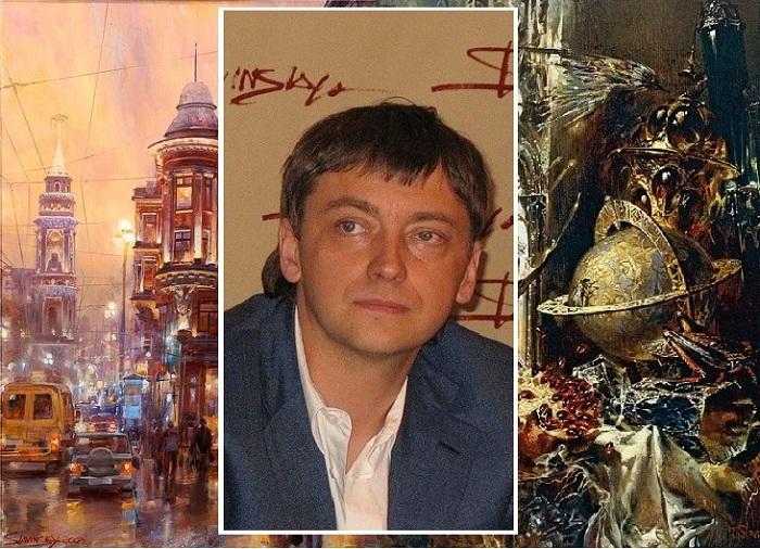 Иван Славинский, он же Марина Иванова, он же «Слива»: почему русский художник подписывал картины именем жены