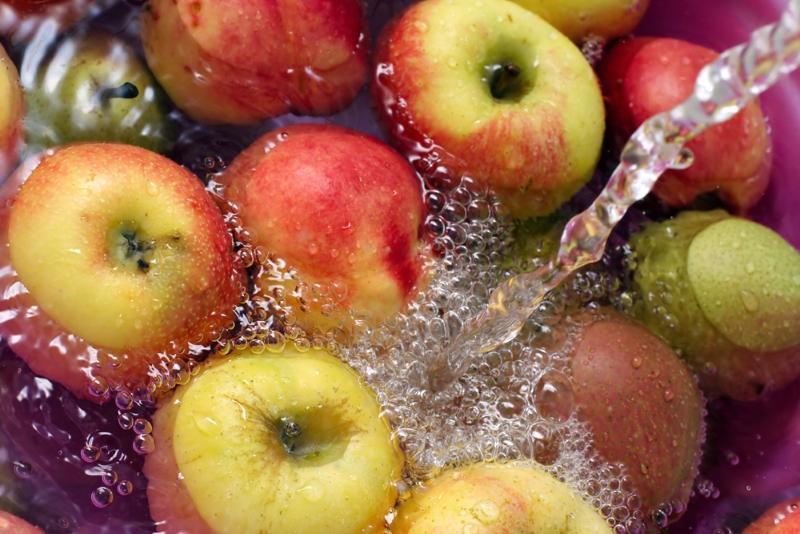 моченые яблоки быстро