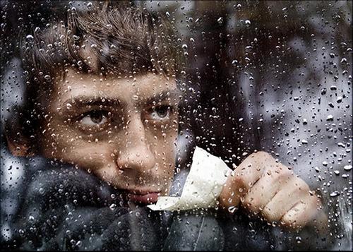 Дождь - примета сырости...Стас