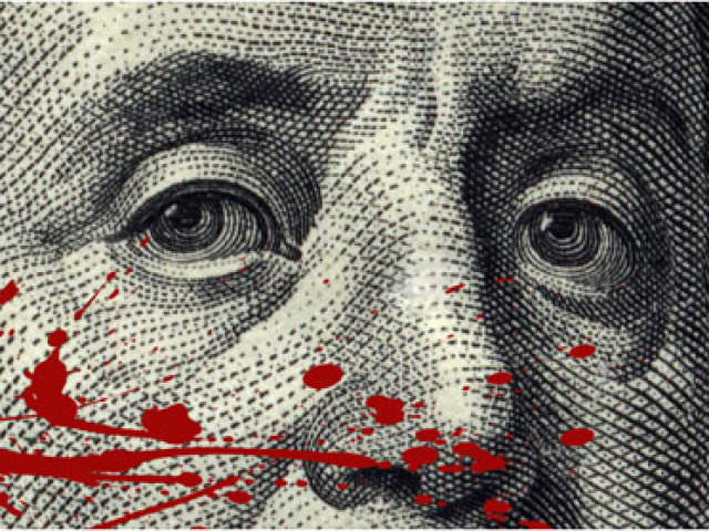 Западные миллиардеры жаждут войны