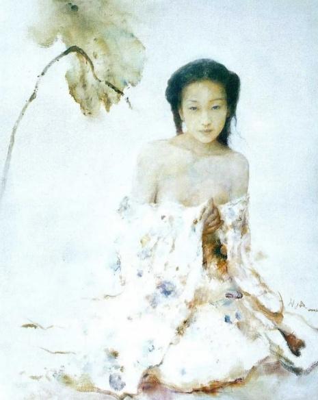 художник Ху Джун Ди (Hu Jun Di) картины – 15