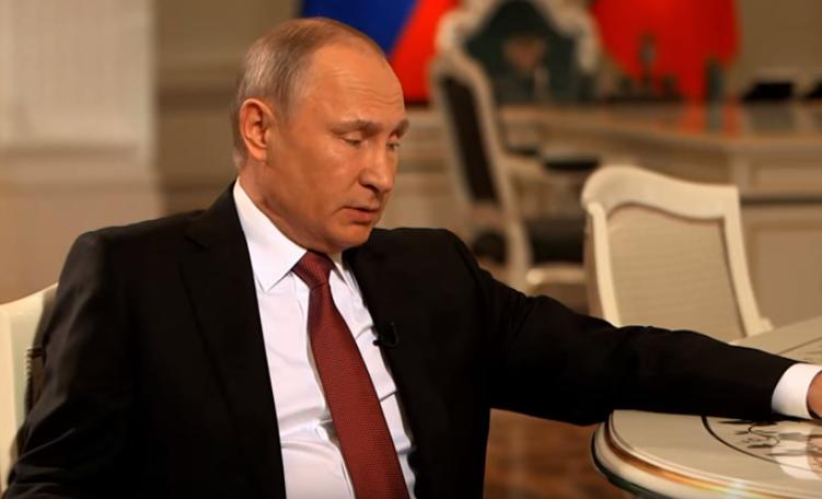 Путин рассказал об основных темах переговоров перед встречей с Меркель