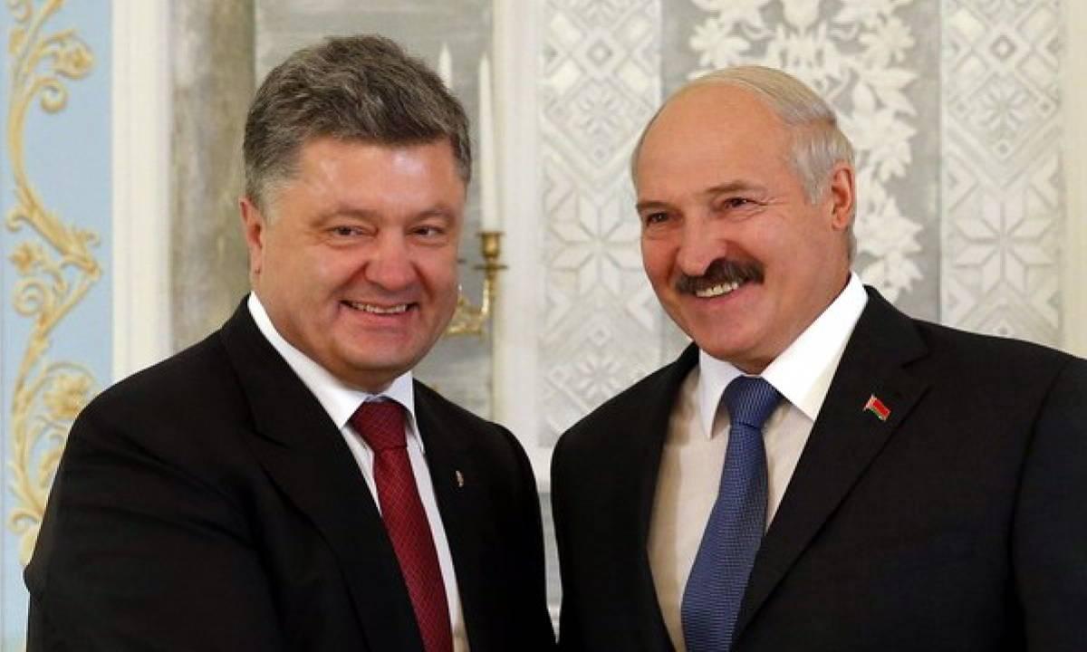 Украина ударила по белорусск…