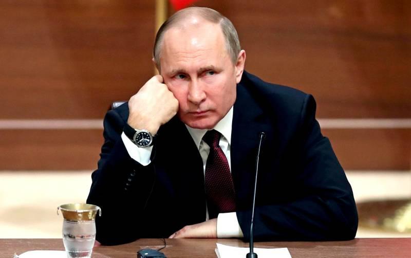 Предупреждение Путина: Наш п…