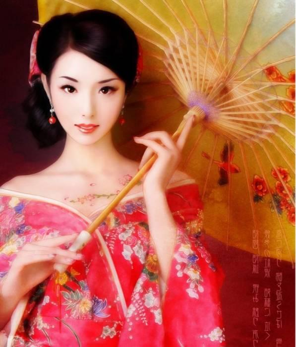 Японские девушки фото 12739 фотография