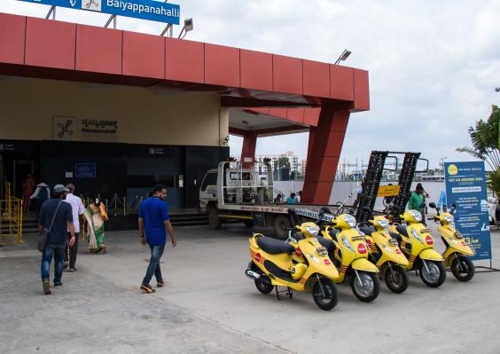 Indian bike rental startup Bounce raises $105M