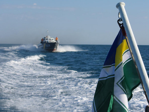 Киеву предложили добровольно покинуть Азовское море