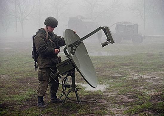 В Оперативной группе российских войск в Приднестровье проведена тренировка по связи