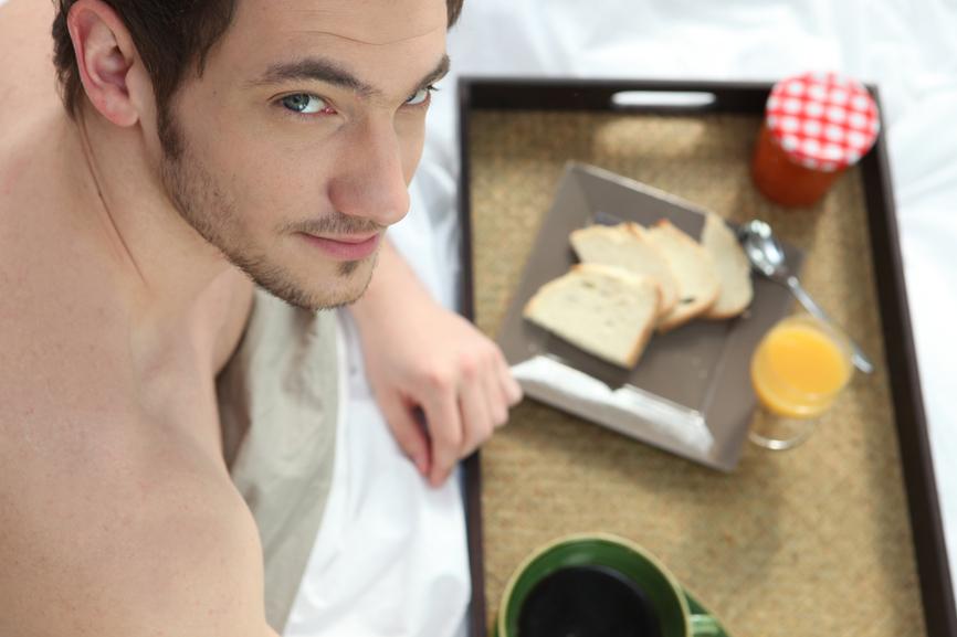 Утро всегда начинай со здорового завтрака