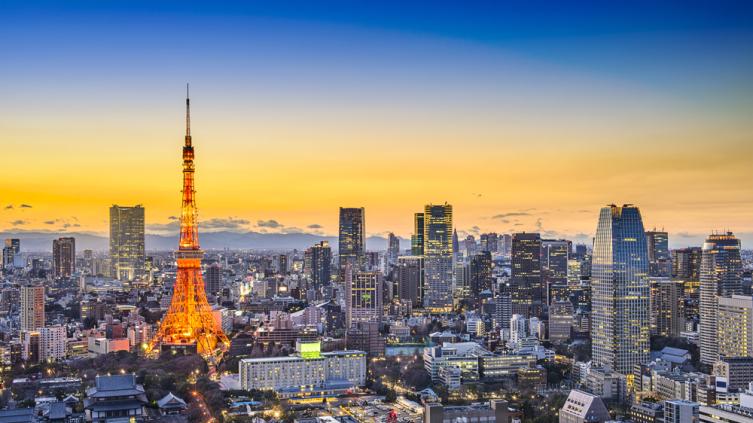 Как выглядят хрущевки в Японии?