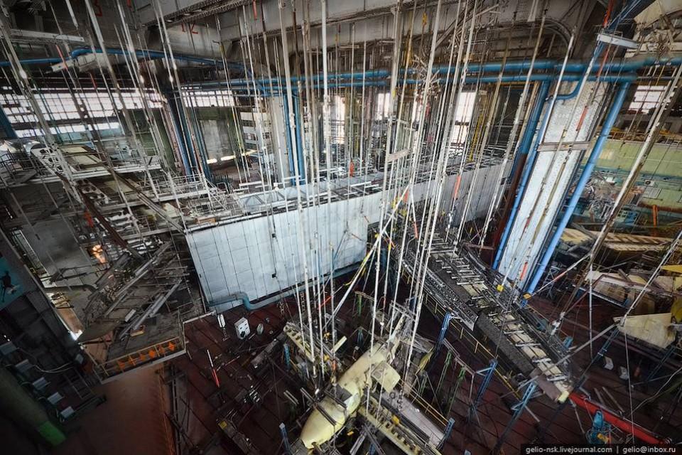 Сибирский научно-исследовательский институт авиации | NewsInPhoto.ru Новости и репортажи в фотографиях (8)
