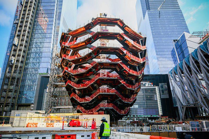 Грандиозная лестница, ведущая вникуда: вНью-Йорке появилась новая достопримечательность
