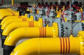 Украина идёт в Европу с газовой трубой