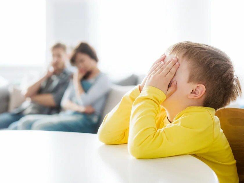 4 фактора, которые могут влиять на спокойствие ребенка