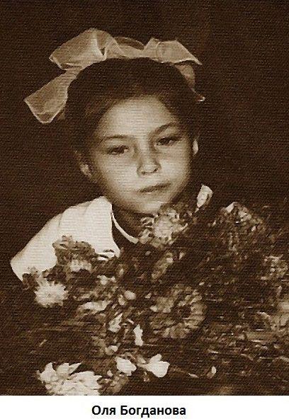 Знаменитости в детстве (41 фото)