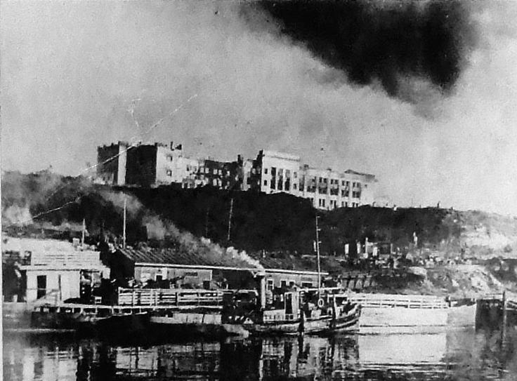 Неизвестный Сталинград: Гренада, Гренада, Гренада моя…