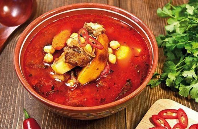 Это не типичный суп: Кавурма-шурпа — Первое блюдо с характером!