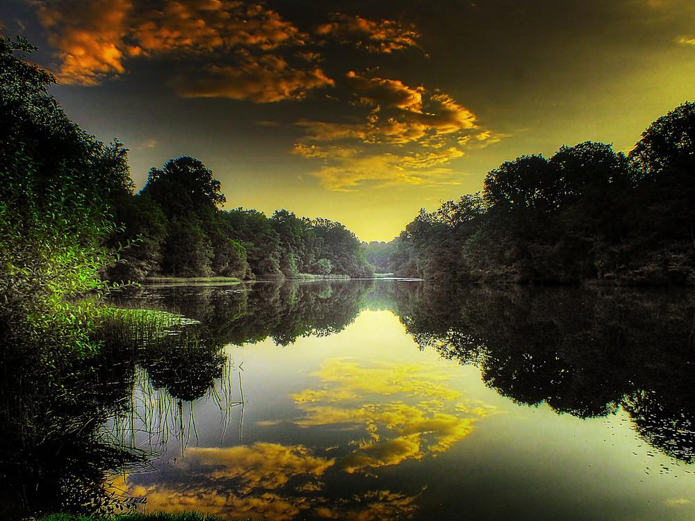 Завораживающие фотографии природы