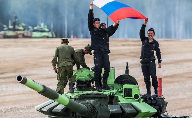 Кто победит, если в военных играх Шойгу примет участие НАТО