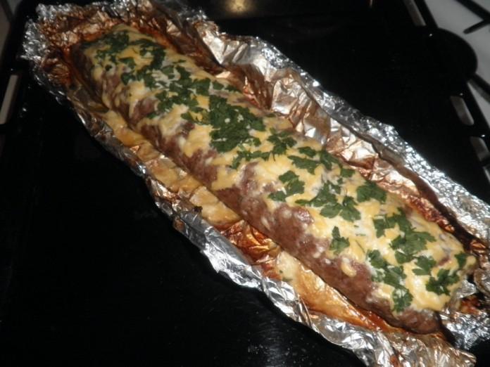 Мясной рулет — Деловая колбаса