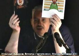 Николай Левашов. О фотографии «атома водорода»