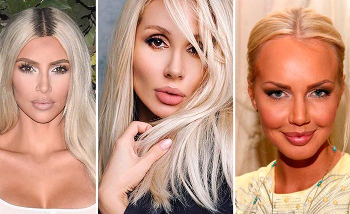 Пять шагов к «звездному лицу»: Как телевидение превращает красавиц в однотипных клонов